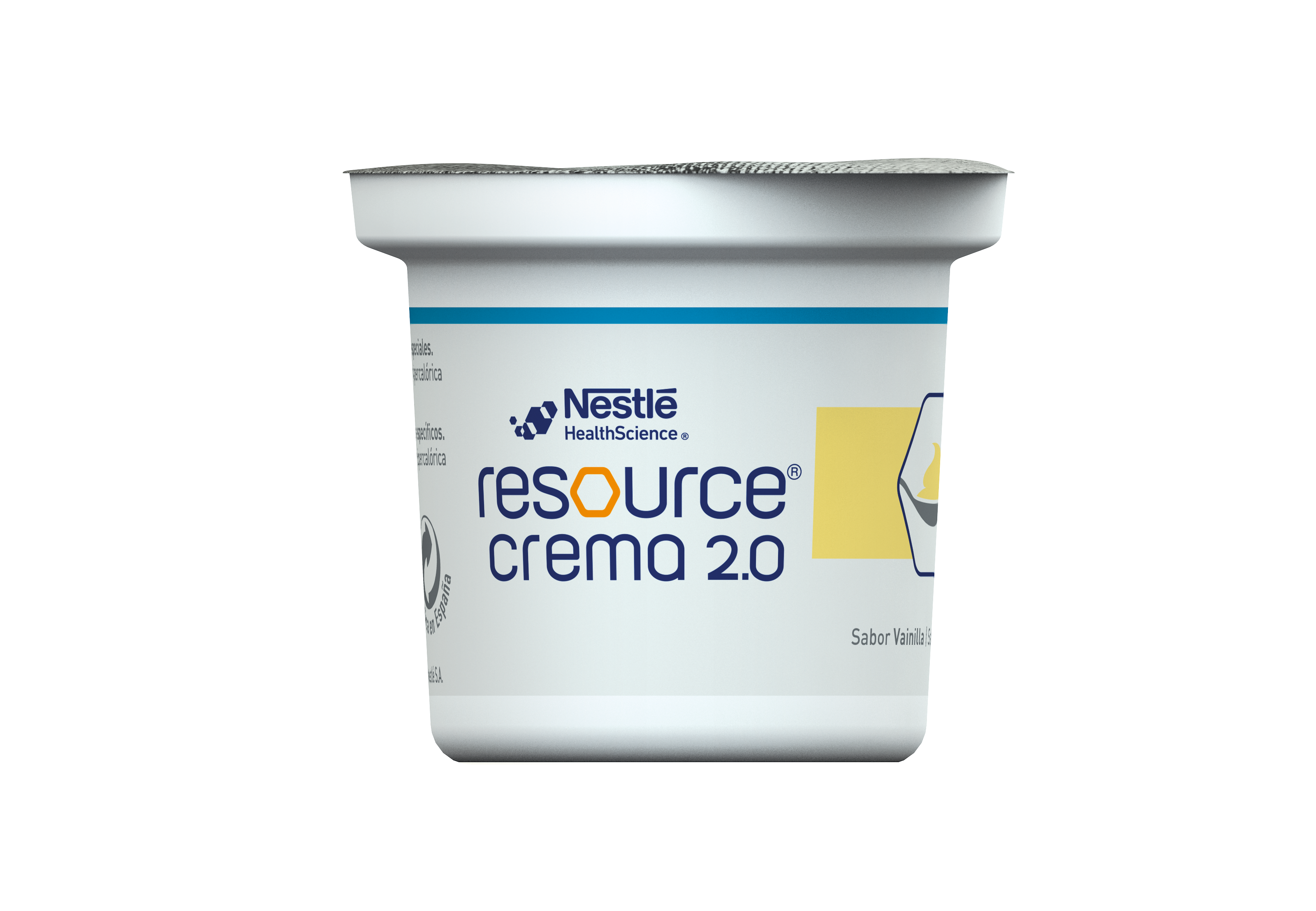 RESOURCE Crema 2.0 Baunilha